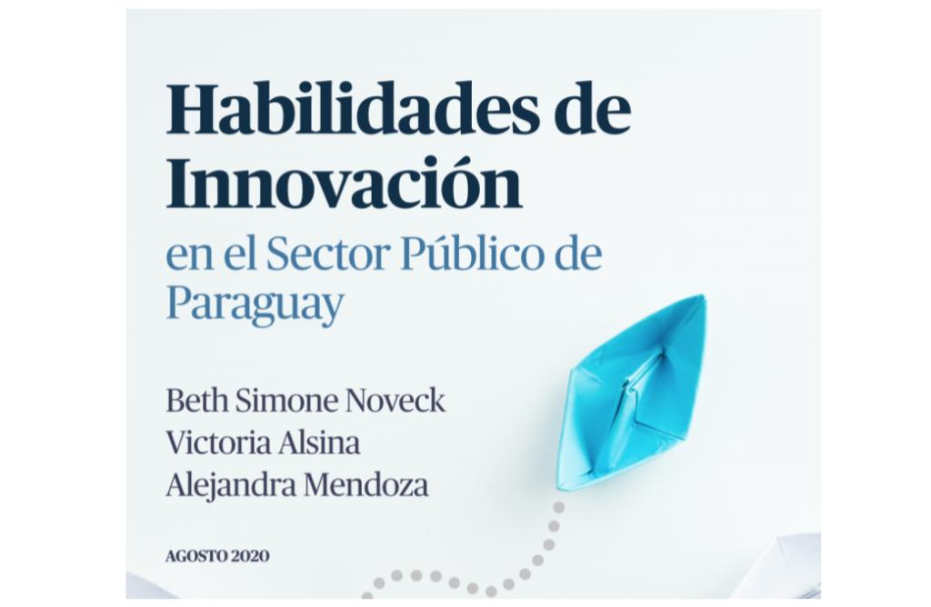 Habilidades De Innovacion En El Sector Publico Paraguay 1 1024x668