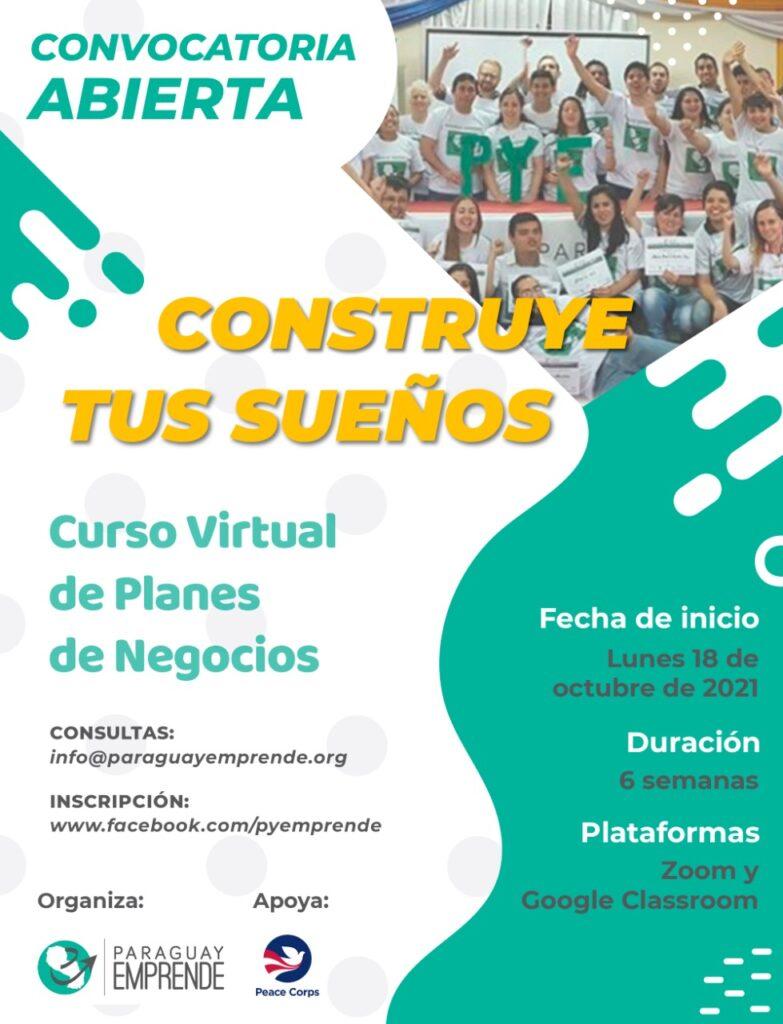 CURSO VIRTUAL DE PLANES DE NEGOCIOS
